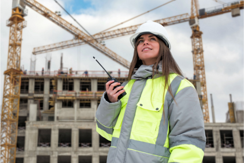 female participation in construction