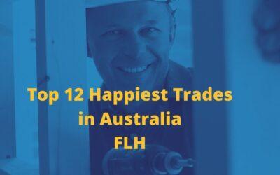 Top 12 Happiest Trades in Australia